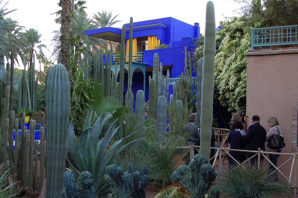 activ-travel jardins majorelle