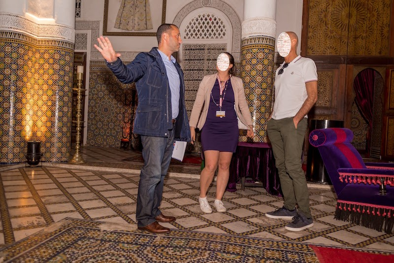 Behind the scenes - DMC in Morocco and DMC Marrakech
